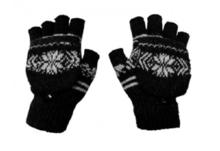 vingerloze handschoenen mofjes fingerless gloves nordic motief