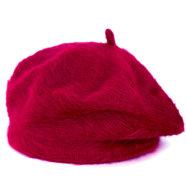 baret franse baret rood alpino