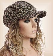 leopard luipaard bruin dierprint