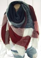 sjaal winter wintersjaal shabby