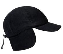Warme-fleece-baseball-cap-zwart-met-oorflappen