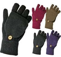 klaphandschoenen handschoenen vingerloos vingerloze