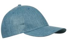 heren herenpet pet cap blauw