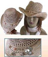 hoed stro strohoed