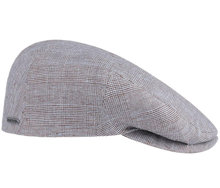 zomerpet herenpet flatcap stetson