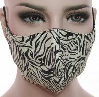 mondkapje mondmasker neusmasker dierprint