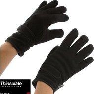 handschoenen dames thinsulate zwart