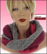 laine bonnet roze rondsjaal