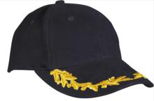zwarte pet katoen baseball cap pet heren