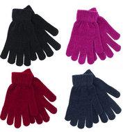 chenille handschoenen dames