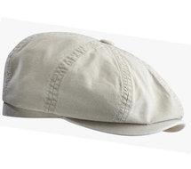 stetson hatteras organic cotton naturel