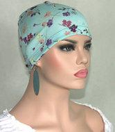 Chemo-basismuts-mint-met-bloempjes