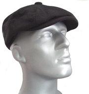 newsboy pet cap oversized