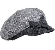 fiebig baret grijs gevoerd stepp